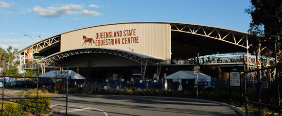 Queensland State Equestrian Centre