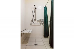 The Bathroom | Disabled Access Bathroom | Disability Access Room