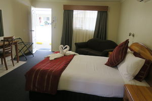 Spacious Room | Comfortable Spacious room | Deluxe King With Spa